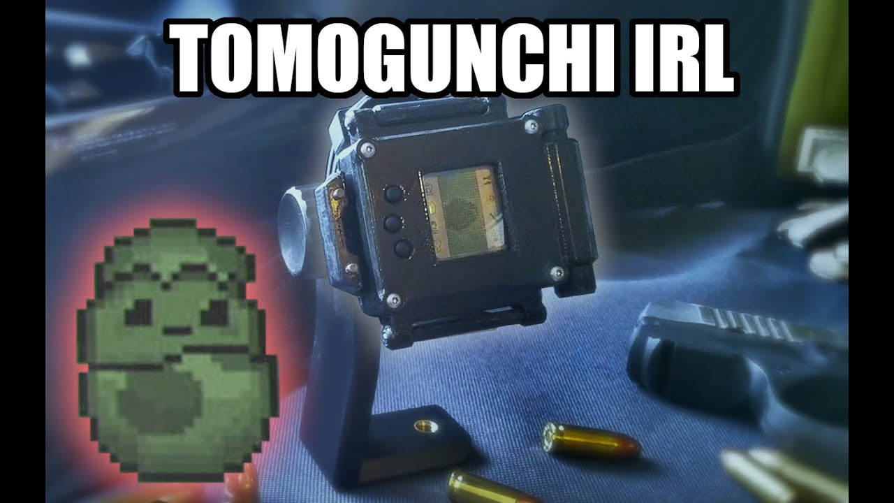 Tamawatchi (Tomogunchi Black from Call of Duty)