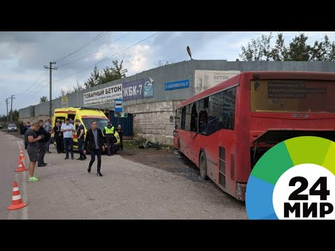Смертельное ДТП в Перми: водитель автобуса задержан
