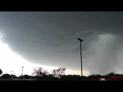 Euless Texas storm, May 24 2011
