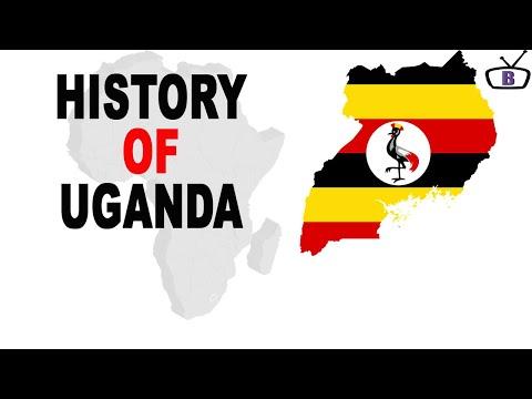 History of the Republic of Uganda