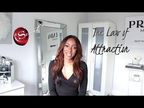 THE LAW OF ATTRACTION - WHAT TO DO AFTER YOU MANIFEST??! | Style With Substance