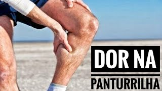 Panturrilha alongamentos perna da e da
