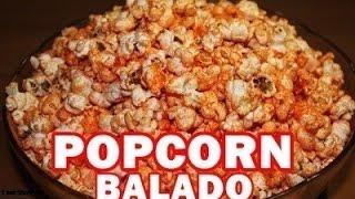 Cara Membuat Cemilan Popcorn Balado ala Zasanah