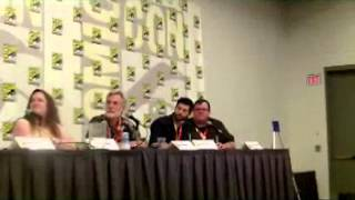 SDCC 2012: Star Wars Expanded Universe (books and comics) panel - Part 2