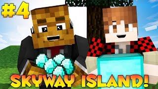 Minecraft SKYWAY ISLAND Survival Map