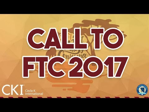 Call to Fall Training Conference 2017