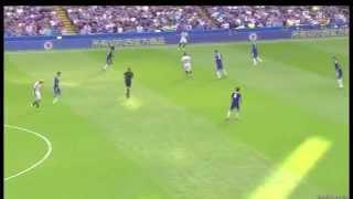 Jefferson Montero vs Chelsea || 08-08-2015