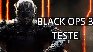 Call of Duty Black Ops 3 Quality Test NVIDIA 840m