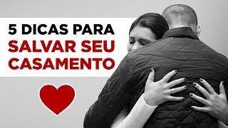 5 DICAS PARA SALVAR SEU CASAMENTO EM CRISE! (Ao Vivo) - Pastor Antonio Junior