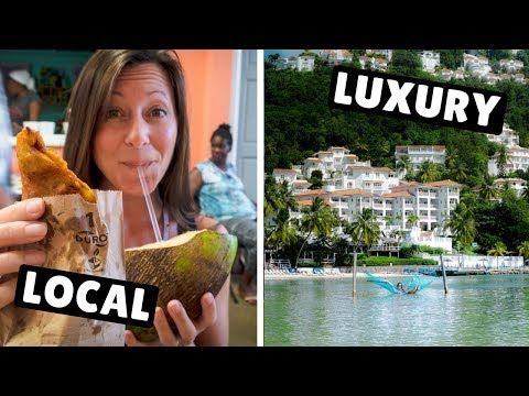 TWO SIDES OF ST. LUCIA! 15 Day Repositioning Cruise