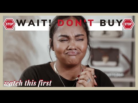 FIRST DESIGNER HANDBAG | Chanel & Louis Vuitton Bags To Buy - DON'T PICK THE WRONG BAGS