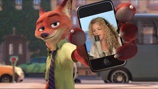 Kijk Shakira Try Everything filmpje