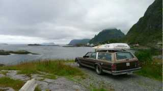 "1988 Chevrolet Caprice Classic wagon ""Camper"""