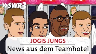 Jogis Jungs – News aus dem Teamhotel