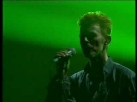 David Bowie - live in Moscow - 1996 (track 5 -