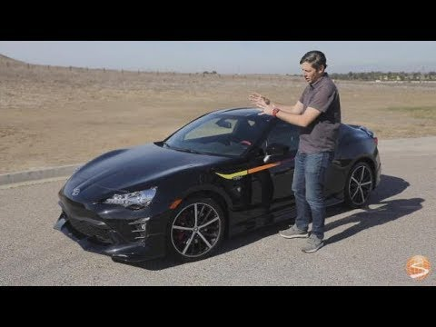 2019 Toyota 86 Trd First Drive Video Review