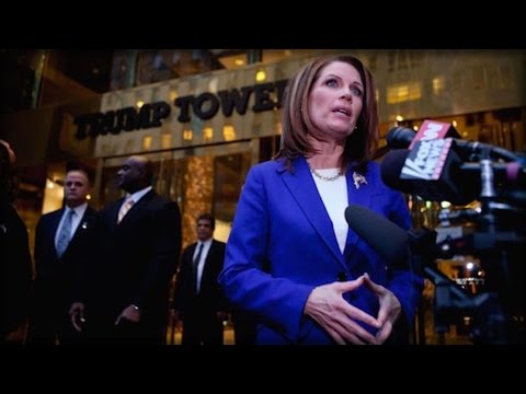 EXCLUSIVE: BACHMANN REVEALS WHAT TRUMP DID TO HER DURING BREAKFAST ALONE IN PENTHOUSE