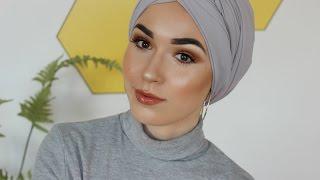 Makeup Tutorial by Adarra | Orange Hues | NABIILABEE