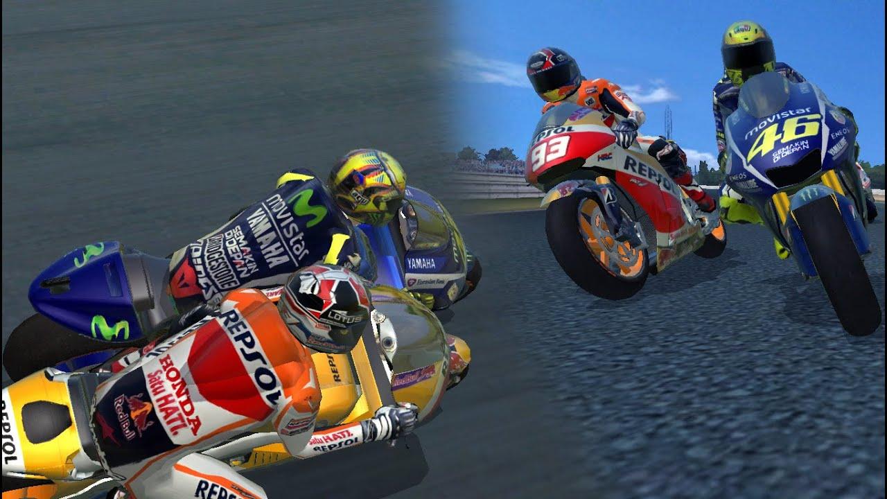 MotoGP 2 MOD 2015 - YouTube