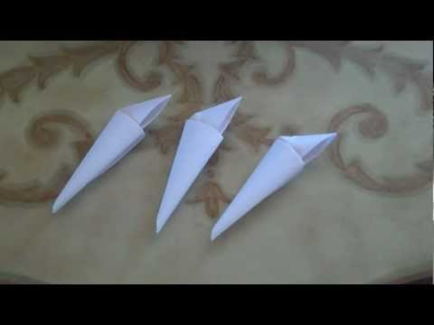 How to Make Paper Fingers