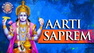 Aarti Saprem - Dashavatar Aarti With Lyrics - Sanjeevani Bhelande - Marathi Devotional Songs