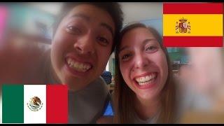 Frases mexicanas VS españolas // VLOG 13