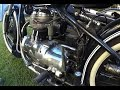 BMW R25 - engine start  (low idle)