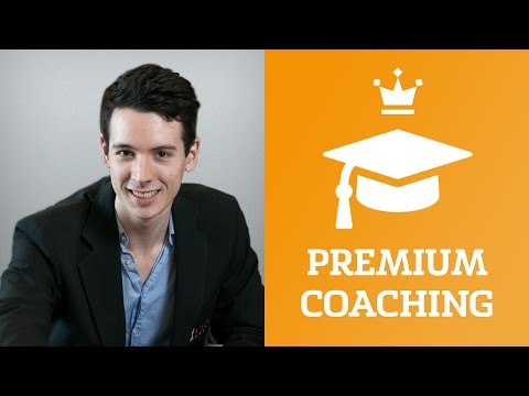 Premium Coaching with GM Niclas Huschenbeth - August 22, 2016