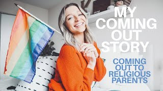 My Coming Out Story | Getting Kicked Out | LGBTQ+ | Kate Austin