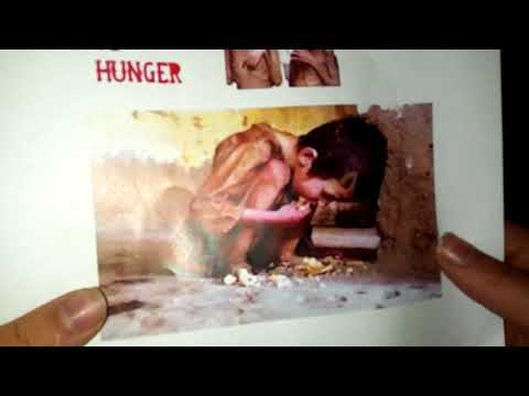Investigation about hunger & poverty