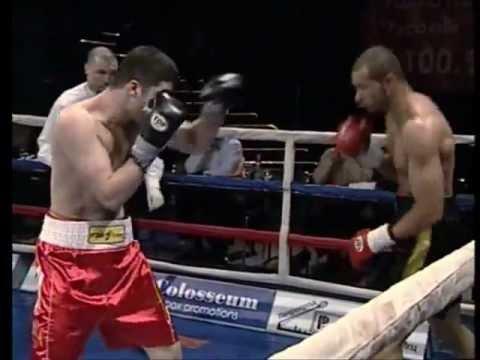 Combate De Boxeo- Stanimir Amaro Dialo Vs Safo Boborajavov (Combate Completo)