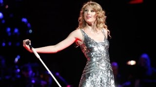 Boy hurt in fall at Taylor Swift concert is in serious condition