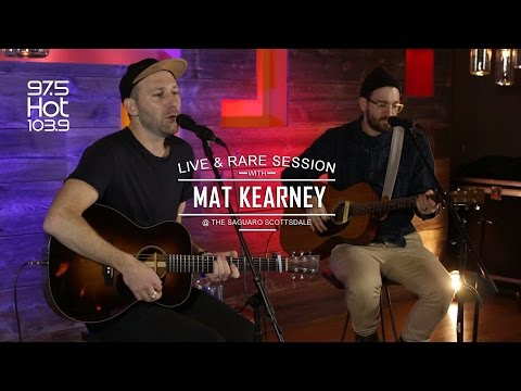 Mat Kearney - Closer To Love - Live & Rare Session HD