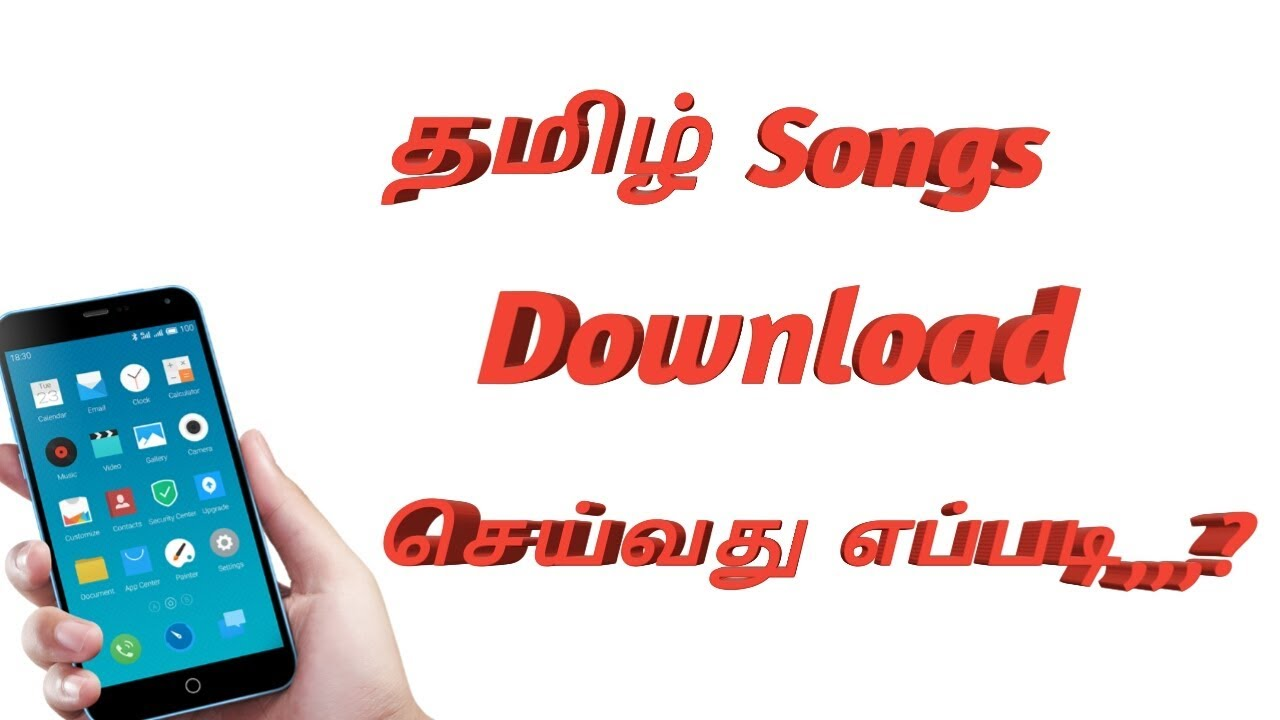 How to Tamil new songs downloading application 2019 / Vanakkam Tech தமிழ் /