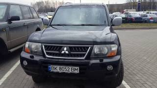Mitsubishi Pajero 300000 грн В рассрочку 7 940 грнмес Львов ID авто 278336