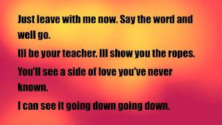Jason Derulo- In my head lyrics