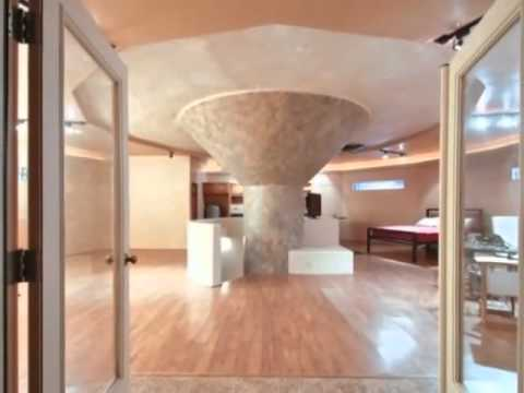 Nuclear Missile Silo Home in upstate New York - Unique Real Estate
