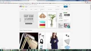 Как начать продавать на eBay(Работа из дома! Сколько можно зарабатывать на Ebay не вкладывая денег? INFINii/DSdomination/Dropshipping Регистрация INFINii..., 2015-08-04T08:34:20.000Z)