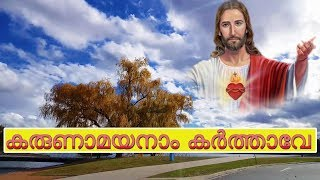 കരുണാമയനാം കർത്താവേ # Karunamayanaam karthave nine njan # jojo # New malayalam christian song 2018
