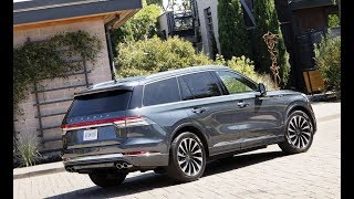 2020 Lincoln® Aviator Grand Touring - Midsize Luxury SUV !