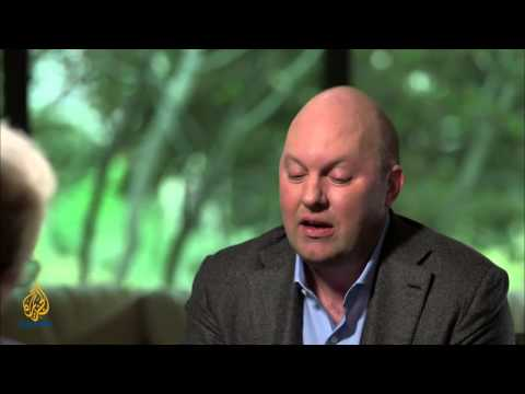 The Frost   Marc Andreessen: 'Rush of enthusiasm'
