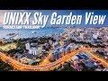 UNIXX Sky Garden 2019 South Pattaya Thailand