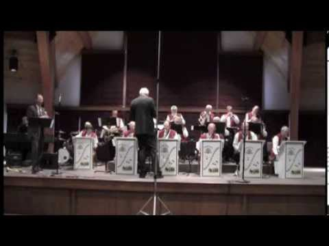 Bill Callen's Pikes Peak New Horizons Band - Swingmasters Jazz Band 11/23/13-2