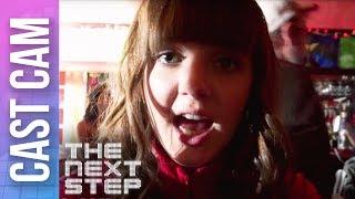 The Next Step - Cast Cam: Ella & Trevor