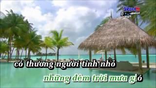 LK Mưa - Như Quỳnh, Tâm Đoan, Quang Lê - Karaoke Beat