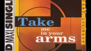 Tony Garcia - Take Me In Your Arms Original Radio Edit.