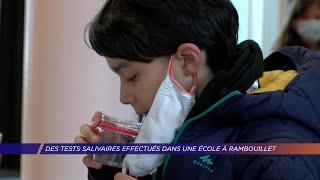 Yvelines | Des tests salivaires effectués dans une école à Rambouillet
