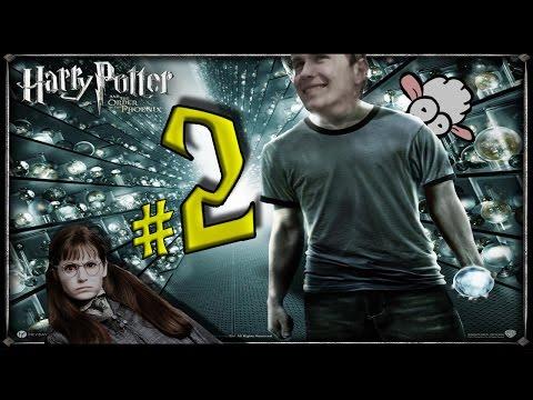 ♛ Harry Potter a Fénixov rád   #2   ►Učíme sa kúzla a Ušmrkaná Urchšula◄