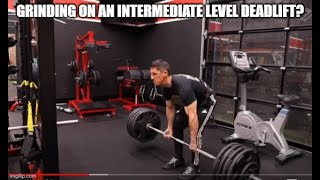 Athlean-X Deadlifts 425 & Displays Evidence Of Previous Fake Weights