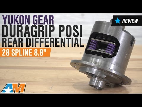 1986-2004 Mustang V8 Yukon Gear Duragrip Posi Rear Differential Review
